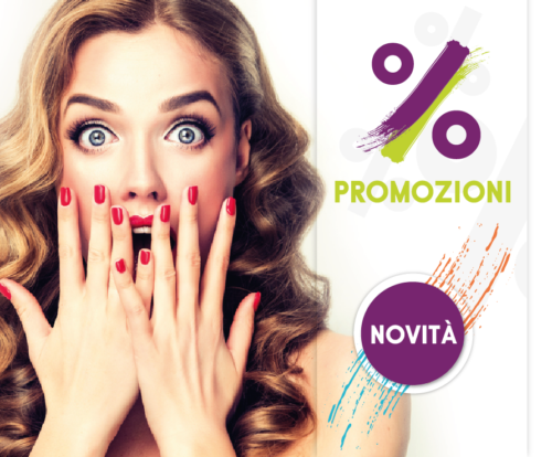 promozione nail estetica make up hair